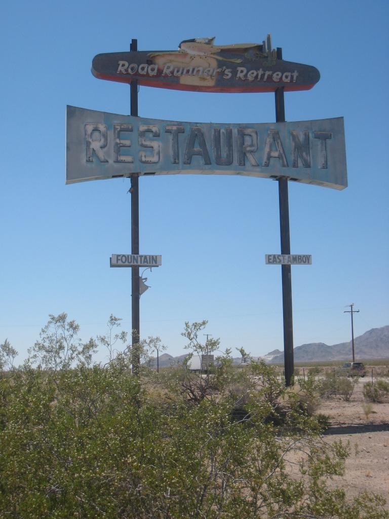 """""""Roadrunner's Retreat"""""""