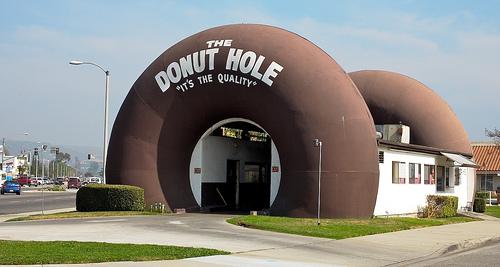 Drive Thru Donuts!!!!- La Puente, CA