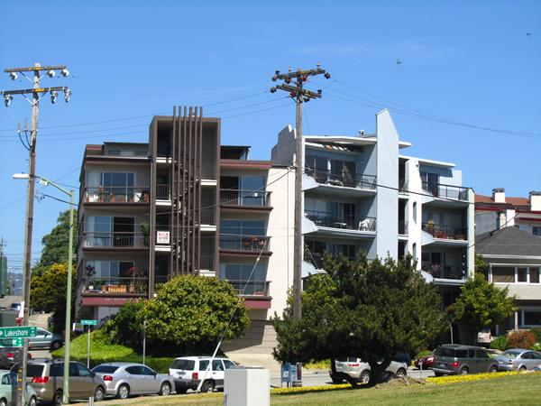 Ding Bat Apartments Oakland