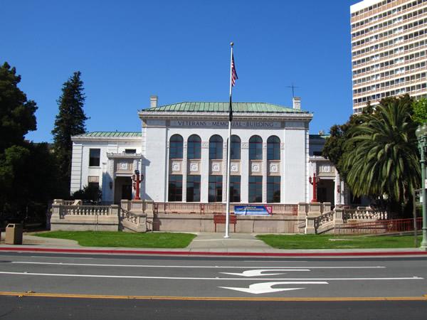 Oakland Veteran's Memorial