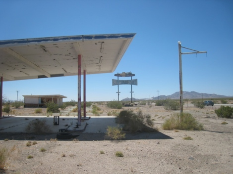 deserted _gas
