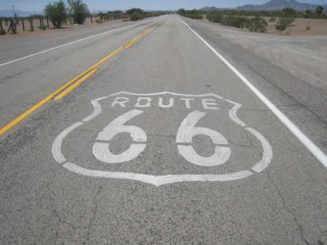 deserted_route66