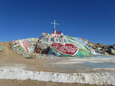 deserted_Salvation Mountain